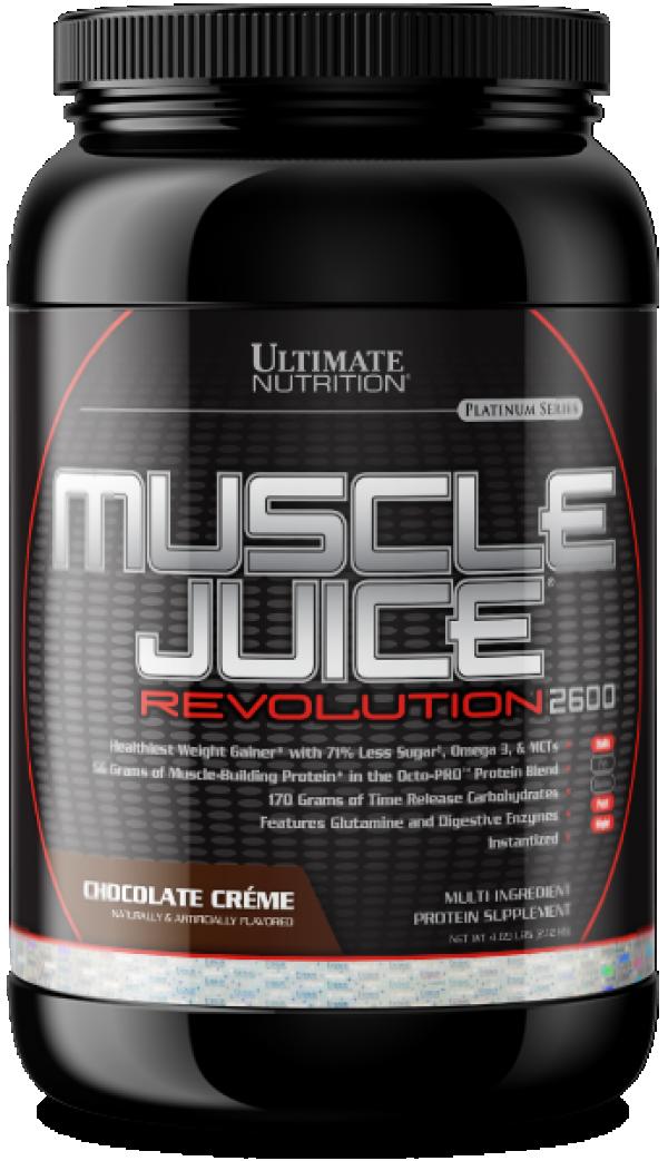 Muscle Juice Revolution 2600, Čokolada, 2,1 kg
