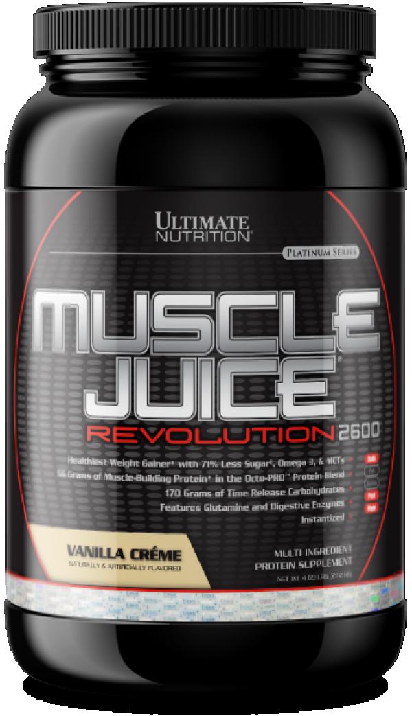 Muscle Juice Revolution 2600, Vanila, 2,1 kg