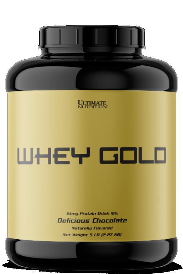Whey Gold, Čokolada, 2,27 kg