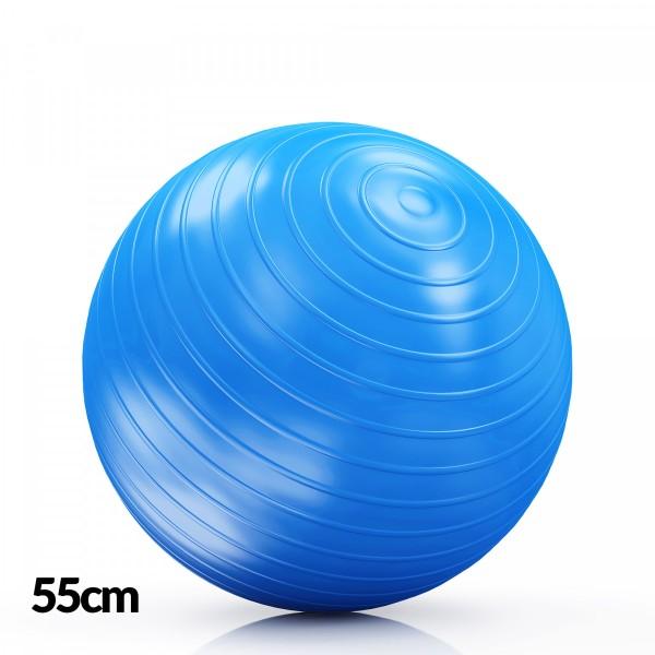 DF Lopta za Pilates 55cm Plava