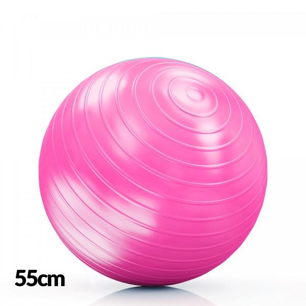 DF Lopta za Pilates 55cm Pink