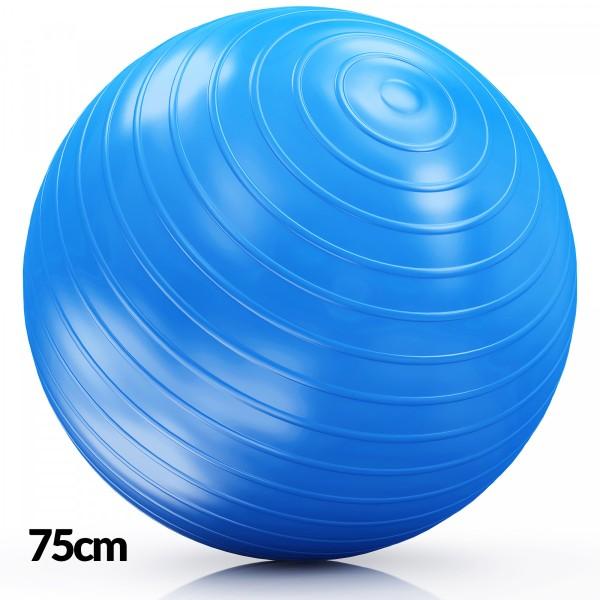 DF Lopta za Pilates 75cm Plava