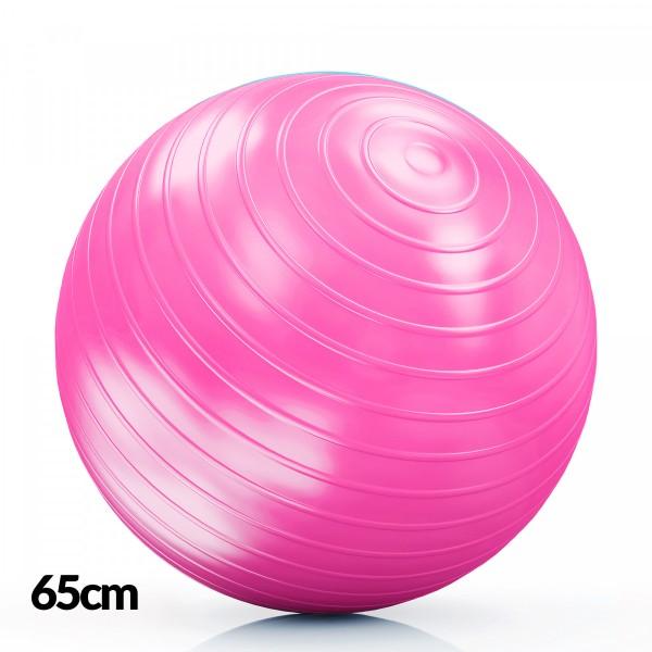 DF Lopta  za Pilates 65cm Pink