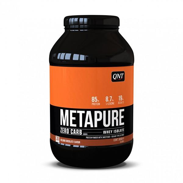 Metapure Zero Carb, Čokolada, 908 g