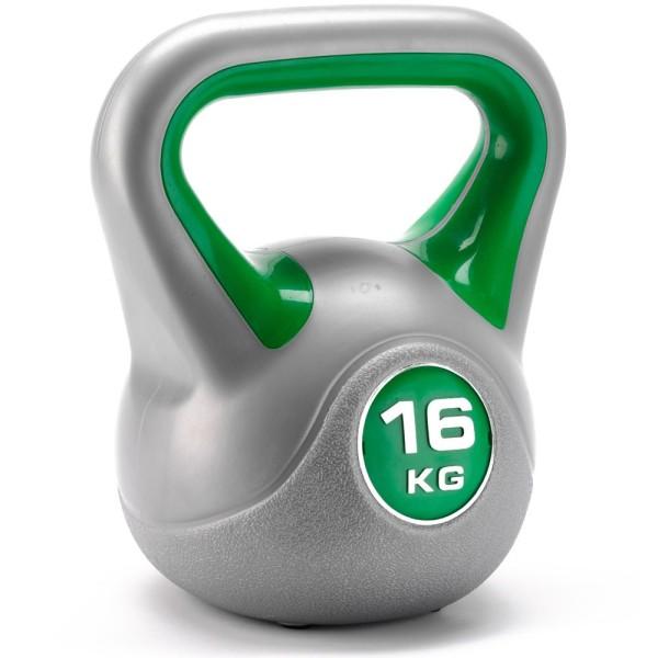 HF-PVC Kettlebell 16kg