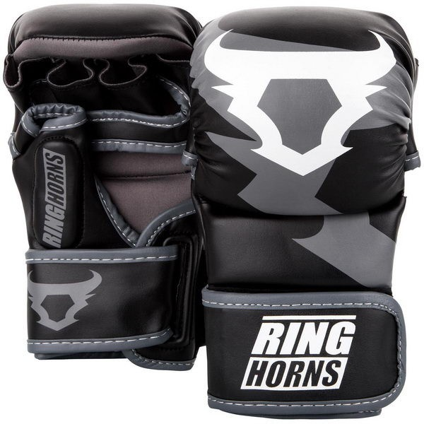 RingHorns Rukavice Charger Sparing Crne S/M