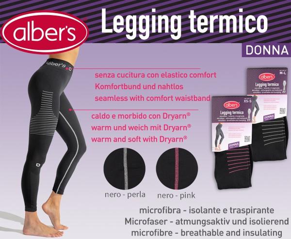 Albers Legging Termico Helanke NP M-L
