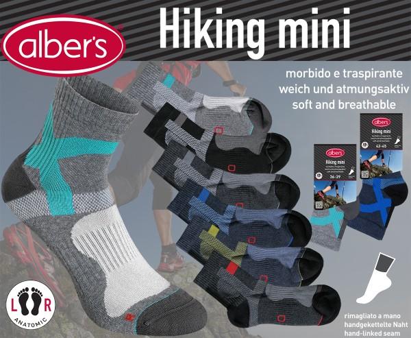 Albers Hiking Mini Carape 42-45