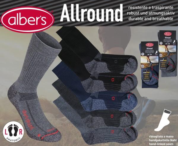Albers AllRound Carape 42-45