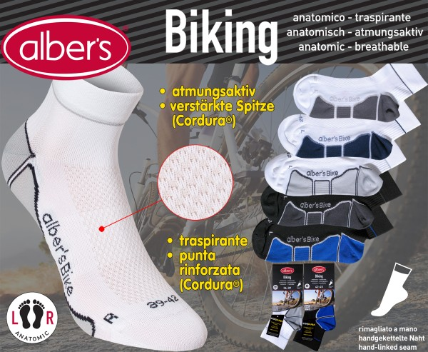 Albers Biking Carape 39-42