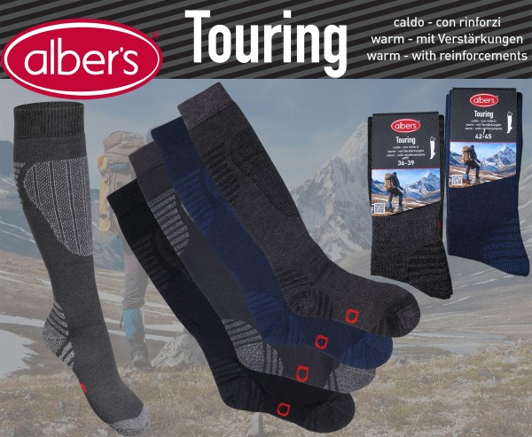 Albers Touring Carape 42-45