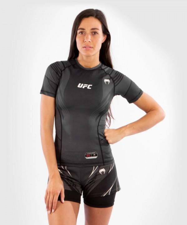 Venum UFC Authentic Fight Night Ženski Rashguard BW L