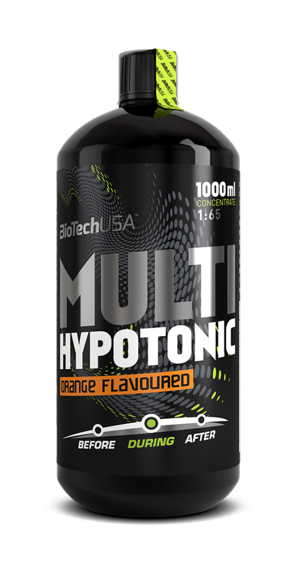 Multi Hypotonic Drink, Pomorandža, 1000ml