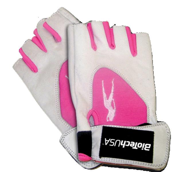 Biotech Rukavice za fitnes, Pink