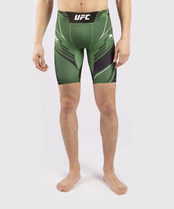 Venum UFC Pro Line Muški Kompresioni Šorc  - Zeleni - XL