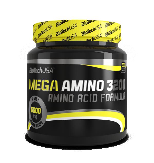 Mega Amino 3200, 300 tbl