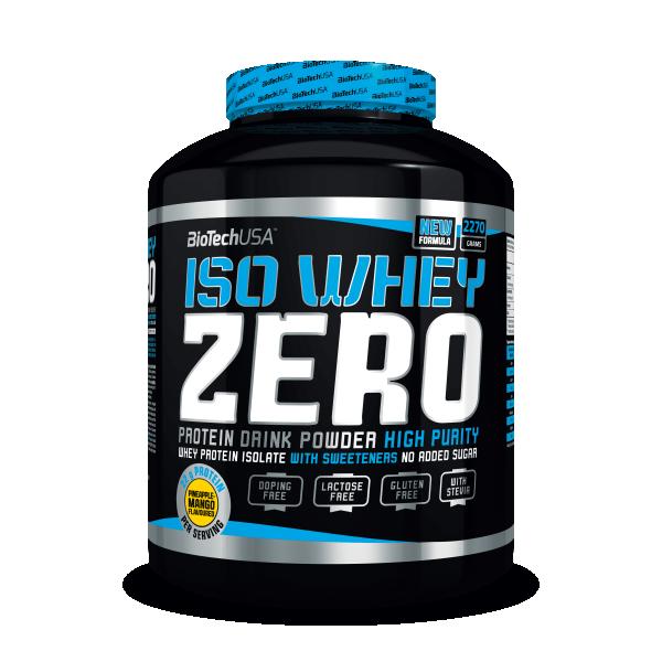 Iso Whey Zero 2,3 kg Tiramisu