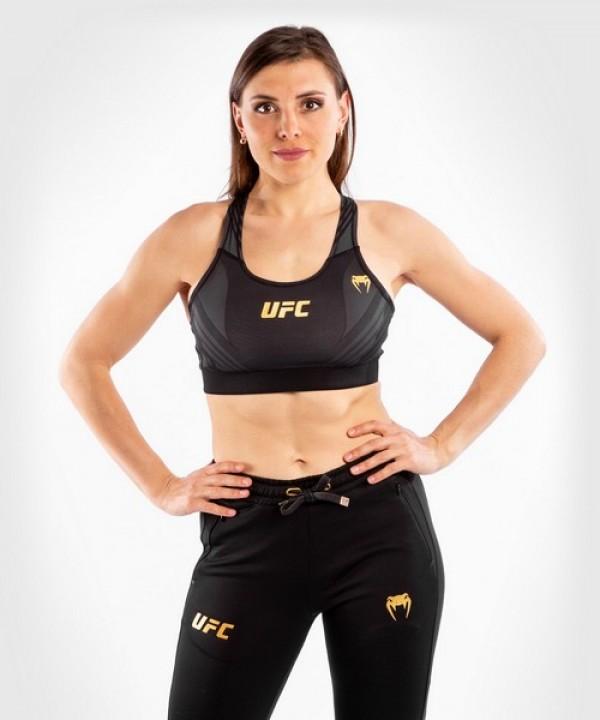 Venum UFC Authentic Fight Night Ženski Sport Bra Champion - S