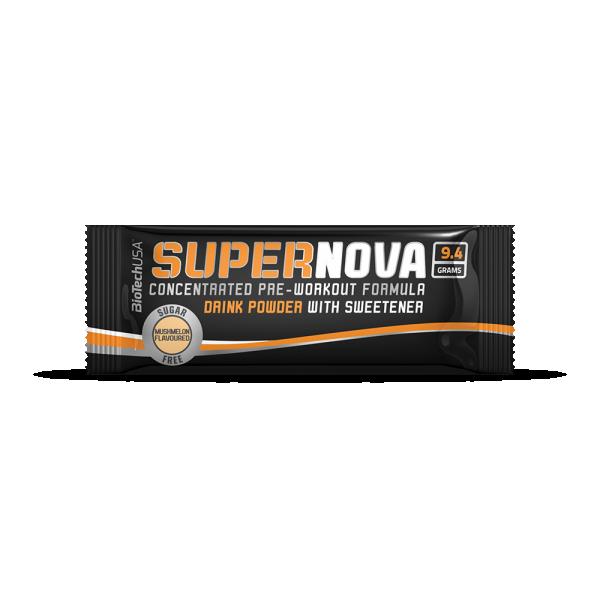 Supernova, Dinja, 9 g