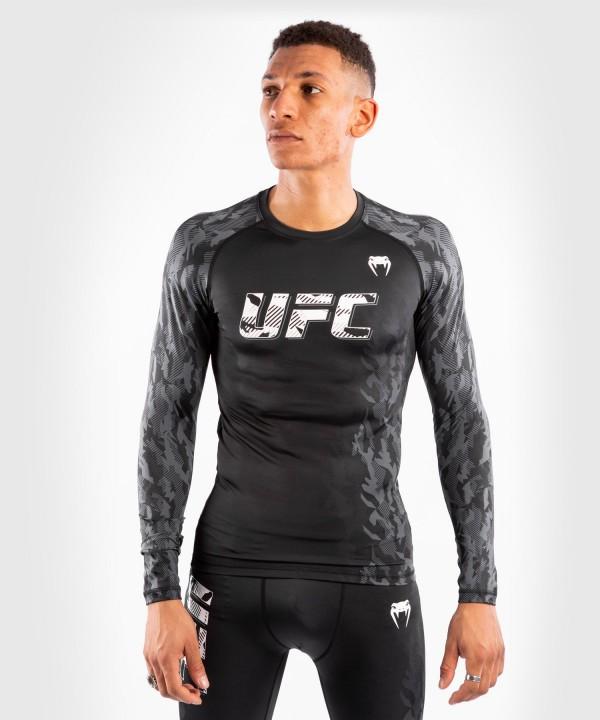 Venum UFC Authentic Fight Week Muški Perf. DR Rashguard Crna - L