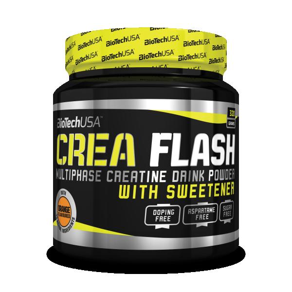 CreaFlash, Pomorandža, 320 g