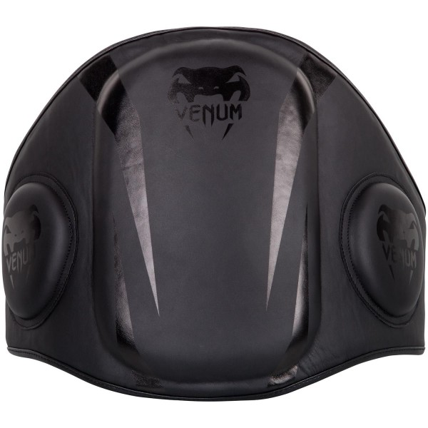 Venum-Štitnik za Stomak Elite* crno/crni